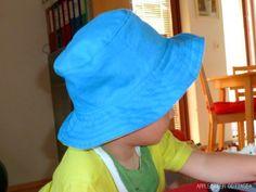 reversible bucket hat pattern