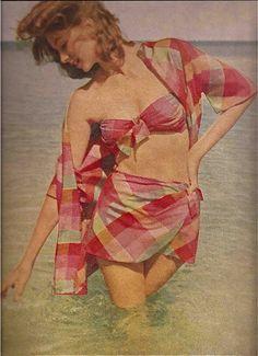 Suzy Parker - Harper's Bazaar 1959