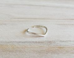 Chevron Toe Ring, toe ring, chevron ring, sterling silver, silver toe ring, sterling silver toe ring, summer jewelry, foot jewelry