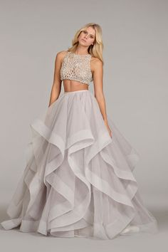 Bridal Gowns, Wedding Dresses by Hayley Paige - Style HP6413