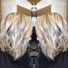 Good hair day thanks to Lauren Ferris at Brindle and Blonde #balayage