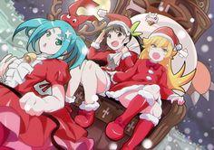 Post with 16587 views. Anime Figures, Anime Characters, Manga Anime, Anime Art, Shinobu Oshino, New Year Art, Monogatari Series, Light Novel, Kawaii Anime