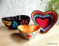 Mexi-Style Ceramic Bowls