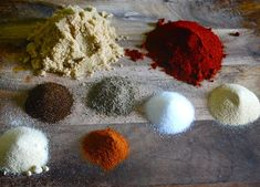 DIY BBQ Rubs.  The website name alone is worthy of me pinning this!
