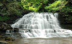 The Hike In Pennsylvania That Takes You To Not One, But TWO Insanely Beautiful Waterfalls
