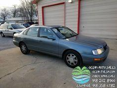 1996 Toyota Avalon $1998 http://www.Oceantulsa.com/inventory/view/10563614