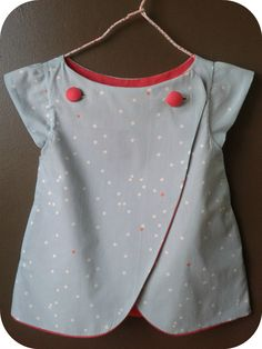 Lucy top - Shwin design