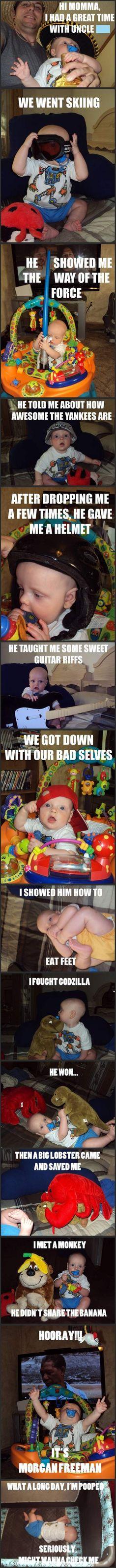 Babysitting Win