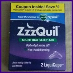Trouble sleeping? ZzzQuil may be able to help!  My sleep issues proved to be too much for ZzzQuil, but go those who just need a nudge its well worth trying! #ZzzQuil @influenster #Blogger  https://sarahshonestopinion.blogspot.com/2016/08/help-me-get-my-zzzzzs.html?m=1