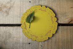 wood doily - table decor - hostess gift - housewarming gift - via Etsy