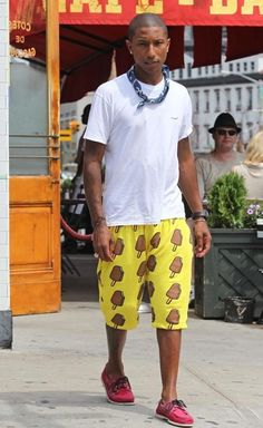 Band of Outsiders x Sperry Top-Sider Shoes & BBC Ice Cream Shorts = BEAST MODE