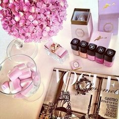 Pink perfection!