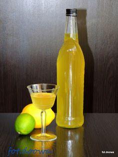 Moje Małe Czarowanie: Limoncello - likier cytrynowy