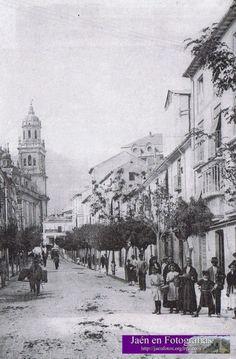 La Carrera - 1903 - Jaén