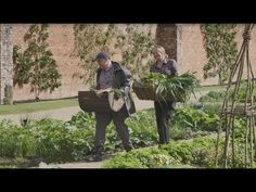 Autumn has arrived at Hillsborough Castle and our dedicated Walled Garden team are busy bringing in the harvest. From rare heritage varieties to unusual mode. Hillsborough Castle, Victorian Gardens, Walled Garden, Castle Wall, Autumn Harvest, Outdoor Blanket, Gardening, Kitchen, Youtube