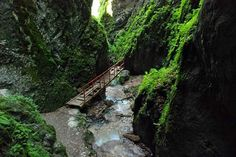 Canionul 7 Scari, Brasov Garden Bridge, Romania, Outdoor Structures