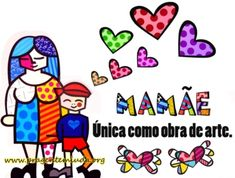 painel-mural-dia-das-maes-romero-britto-criativo Classroom Decor, Alphabet, Disney Characters, Fictional Characters, Diy And Crafts, Preschool, Kids Rugs, Lettering, Education