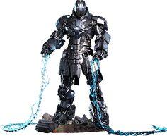 Pre-Order Hot Toys Marvel Iron Man 2 Whiplash Mark II Figure