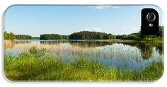 """Sale: """"One Summer Day At The Lakeside"""" #iPhone and #Galaxy #Cases"""