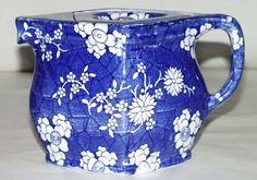 Rubian Art - Cracked Ice and Prunus - Teapot c1930