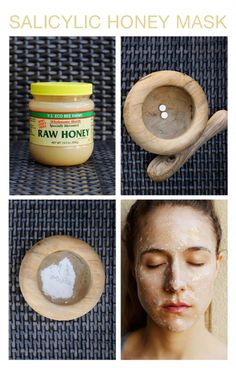 Aspirin honey mask is supposed to be wonderful for reducing spots, getting rid of red marks, and softening your skin. Need to try this one.