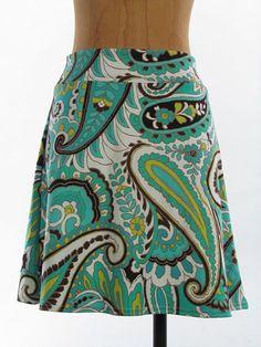 Laura Hlavac Swing Skirt   PJ's Unique Peek   Women's Clothing Boutique   FREE SHIPPING!