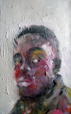 cm , oil on canvas 2009 Oil On Canvas, Portraits, Painting, Art, Art Background, Head Shots, Painting Art, Kunst, Paintings