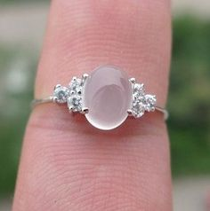Nature+moonstone+in+sterling+silver+with+by+LoveEndlessJewelry...pinned by ♥ wootandhammy.com, thoughtful jewelry.