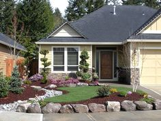 Best 25 Front Yard Landscaping Ideas Curb appeal Factors and Yards