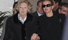 Nach Lawinenunglück in Lech: Königin Beatrix besucht Sohn im Krankenhaus