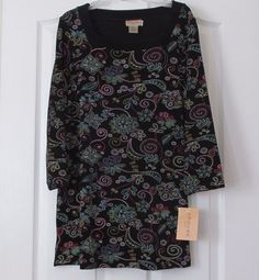 New With Tag Choices Women's Blouse Top Plus 1x #Choices #Blouse #CasualCareer
