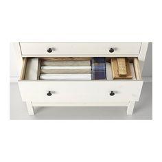 Hemnes drawers Ikea