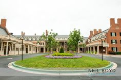 The Carolina Inn at UNC.  Chapel Hill, NC weddings.  Indoor and outdoor ceremony space.