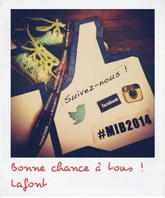 J-1 avant le marathon international du Beaujolais sponsorisé par Lafont !