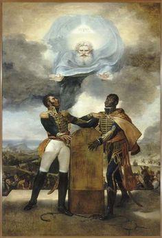 Le Serment des Ancêtres (1822) Haïti