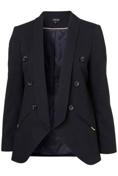 Co-ord Navy Blazer