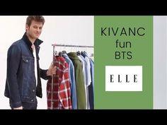 Kivanc Tatlitug ❖ Elle ❖ BTS Funny ❖ English - YouTube