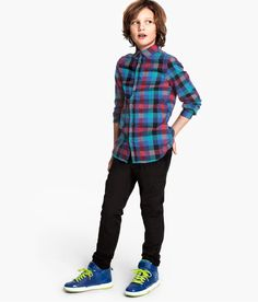 Tween boy clothing