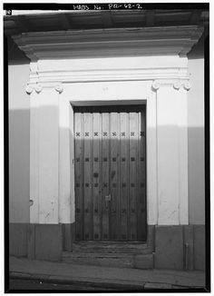 1967 Casa de los Azulejos, 101 Calle San Jose, San Juan, Puerto Rico