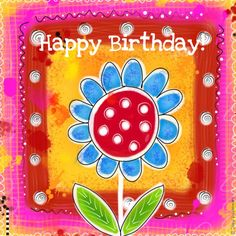 Happy Birthday Flowers Wishes, Birthday Greetings For Facebook, Happy Birthday Wishes For A Friend, Happy Birthday Pictures, Happy Birthday Sister, Happy Birthday Funny, Birthday Love, Birthday Images, Blond