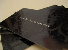 5 Finishing Options to Print a Business Card Cool Business Cards, Business Card Design, Guerrilla, Commercial Photography, Web Design, It Is Finished, Creative, Design Web, Website Designs
