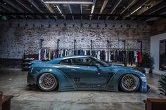 Nissan GT-R LBW