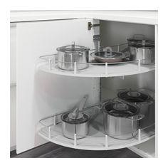 UTRUSTA Eckunterschrankeinr. ausziehbar  - IKEA
