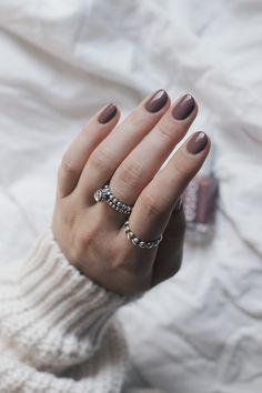 Nude _ Brown # Perfekt für den Herbst & Winter