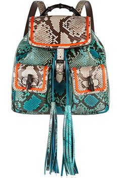 Gucci bag, $4,200, net-a-porter.com.   - HarpersBAZAAR.com