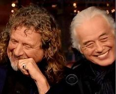 Jimmy Page & Robert Plant *: