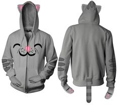 The Big Bang Theory Soft Kitty Gray Mens Hooded Sweatshirt Hoodie with Ears Cat Costumes, Adult Costumes, Kitty Costume, Soft Kitty Warm Kitty, Movie T Shirts, Hoodie Outfit, Big Bang Theory, Look Cool, Swagg