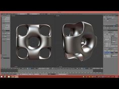 Model A Ported Cube Object In Blender 2.75 - YouTube