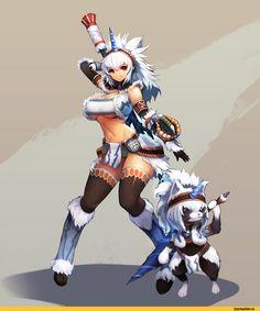 Monster Hunter,Игры,monster hunter World,Игровой арт,game art