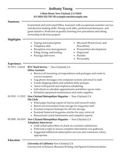 Sample Waitress Resume Examples  Resume    Resume Examples